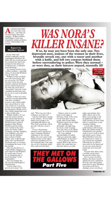 True Crime Magazine screenshot-4