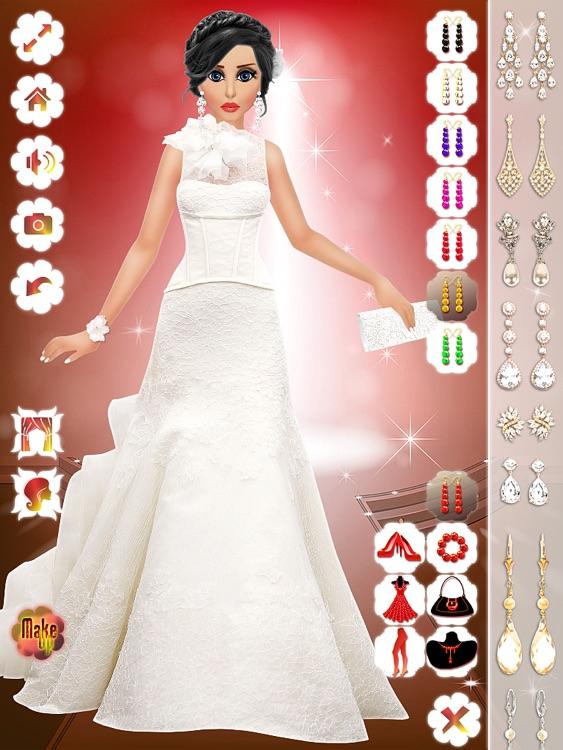Wedding Makeup & Dress Up screenshot-4