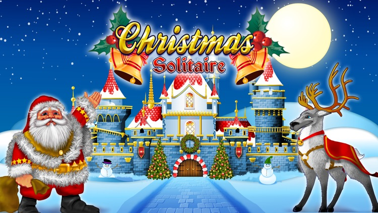 christmas solitaire tri peaks - Solitaire Christmas