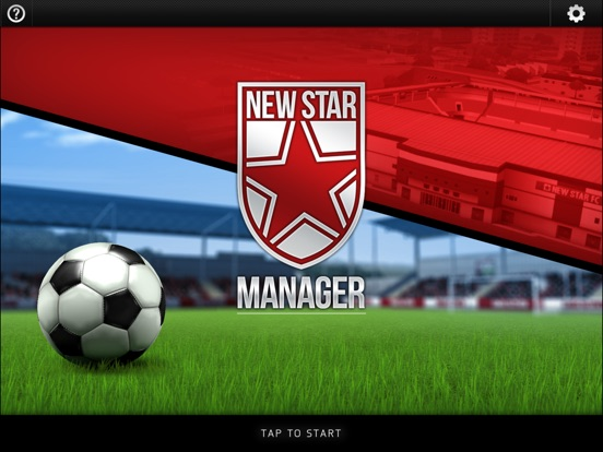 New Star Soccer Manager screenshot #1