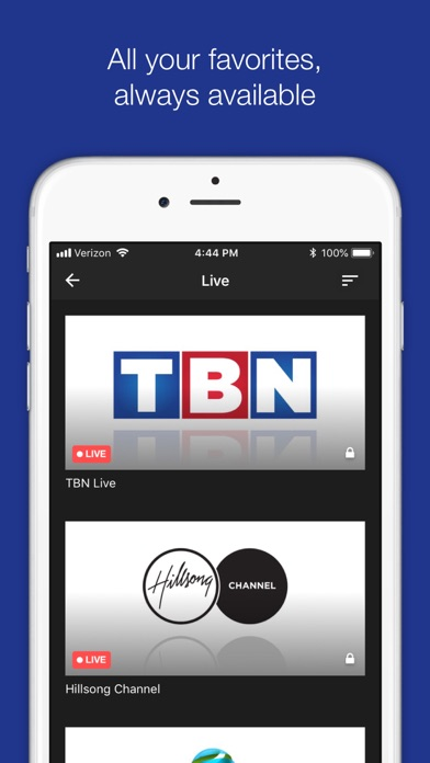 Watch tbn africa online dating