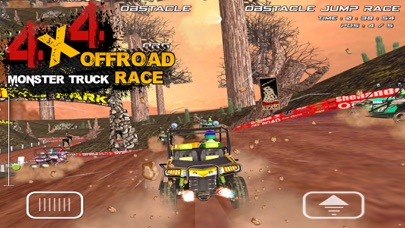 4x4 OffRoad Monster Truck Raceのおすすめ画像3