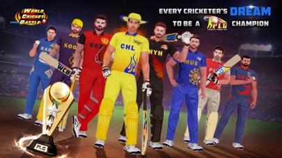 World Cricket Battle screenshot #1