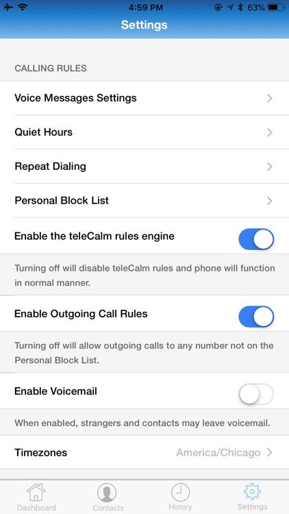 teleCalm Caregiver screenshot-8