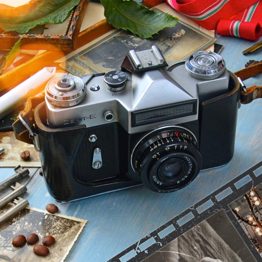 Camera Retro - Vintage Image