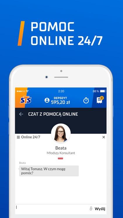 STS - Zakłady bukmacherskie screenshot-7