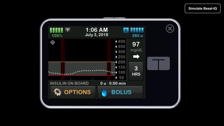 t:simulator™ App screenshot-3