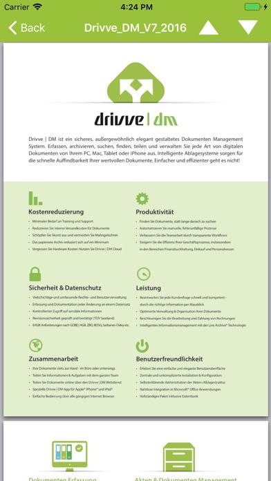 Drivve   DM mobile app Скриншоты5
