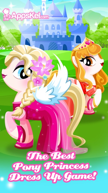 Pony Girls Party & Friendship screenshot-4