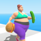 App Icon for Fat 2 Fit! App in Russian Federation IOS App Store