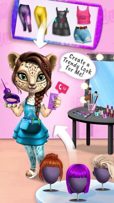 Amy's Animal Hair Salon screenshot 8