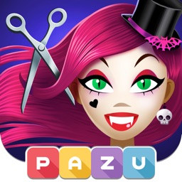 Girls Hair Salon Monsters