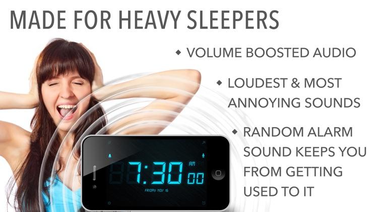 Loud Alarm Clock – the LOUDEST