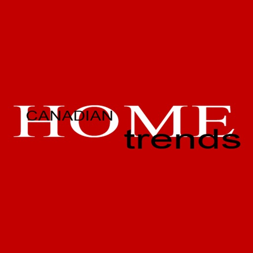 Canadian Home Trends Magazine icon