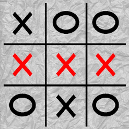 Noughts & Crosses Tic-Tac-Toe