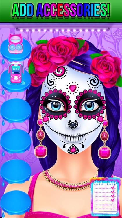 Face Paint & Make - Up Salon screenshot-8