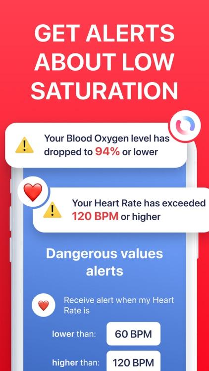 Blood Oxygen App screenshot-8