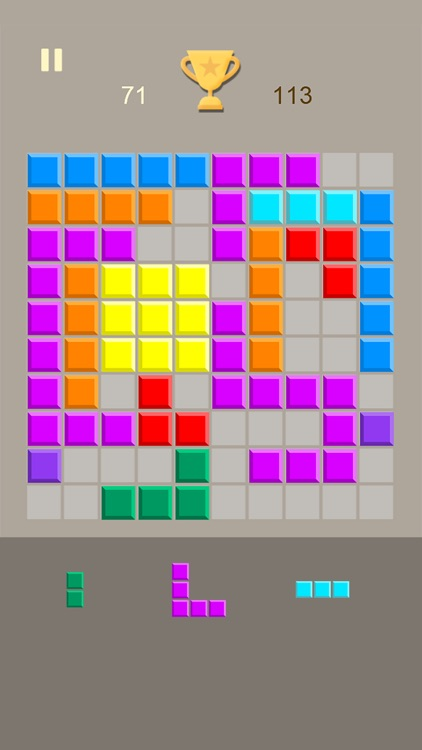 Block Puzzle Classic Games screenshot-4