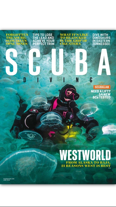 Screenshot for Scuba Diving in United Arab Emirates App Store