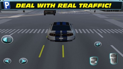 Fast Car Racing: Highway Sim screenshot 2