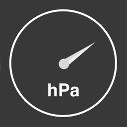 Ícone do app AtmoBarometer