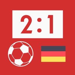 Live Scores for Bundesliga
