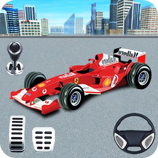 Extreme Formula Car Simulator by Muhammad Salman