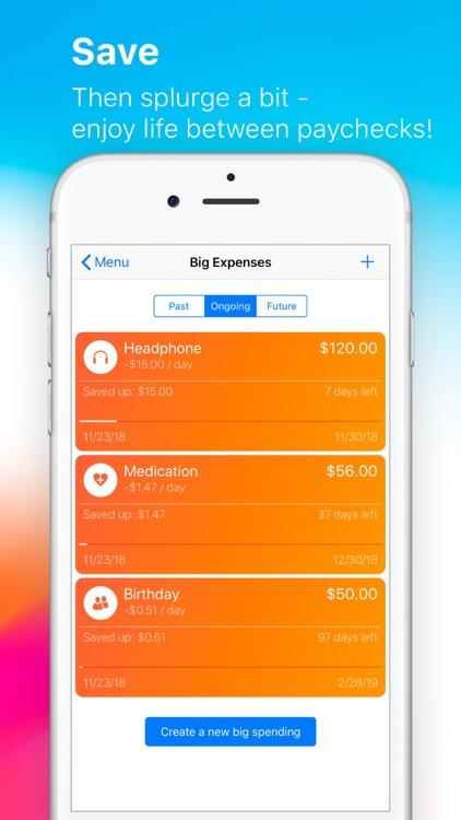 Daily Budget Original Pro screenshot-6
