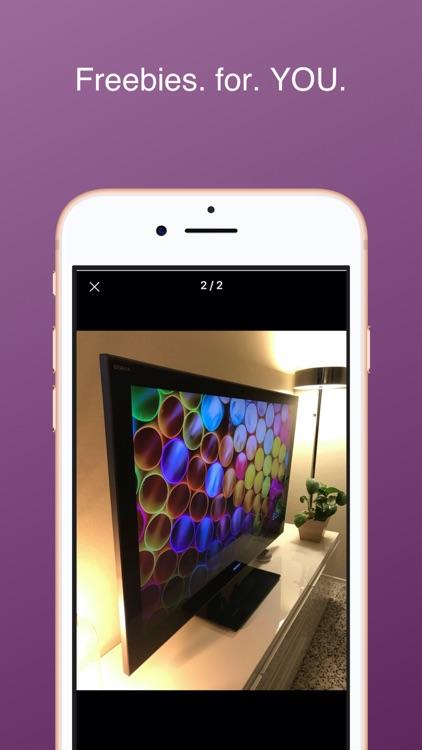 Freebie Alerts: Free Stuff App screenshot-3