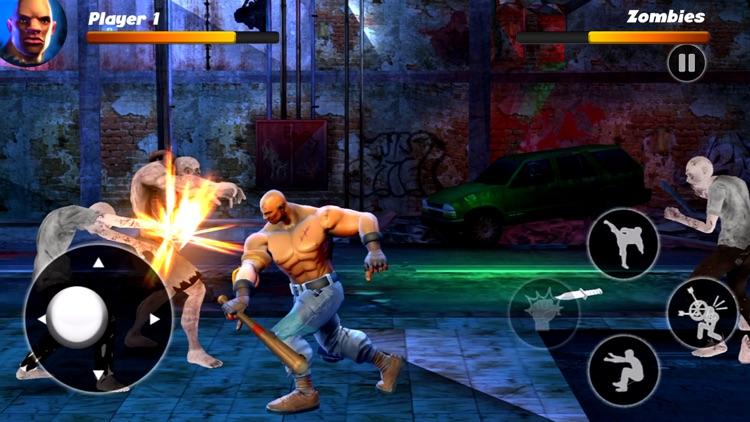 Zombies Street Action Hero 18 screenshot-3