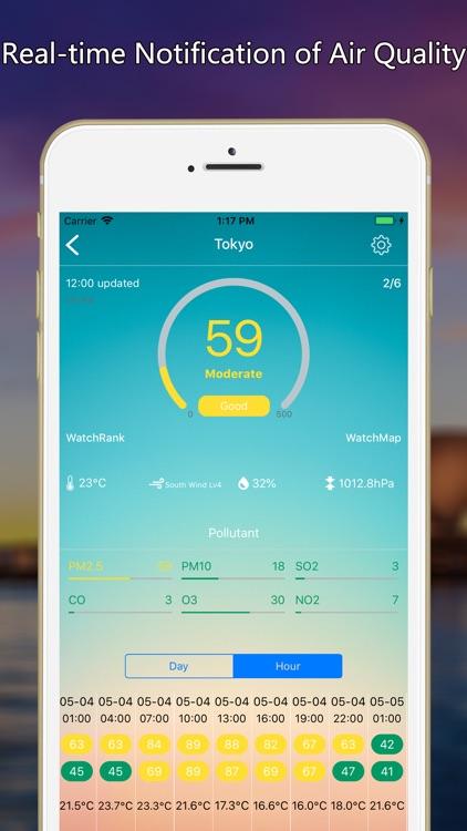 weather monitor-air quality screenshot-3