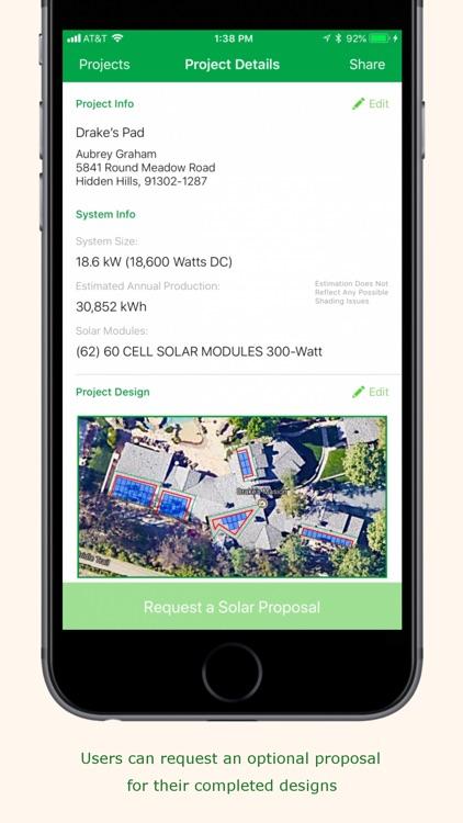 SolarUp - PV Solar Design Tool screenshot-6