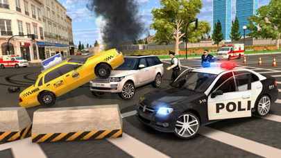 Police Car Chase Cop Simulator screenshot two