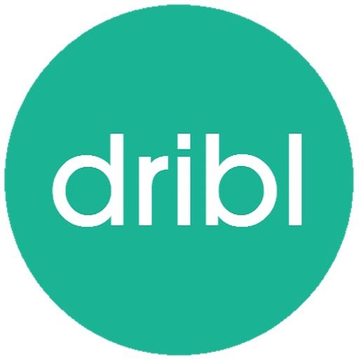 Dribl free software for iPhone and iPad