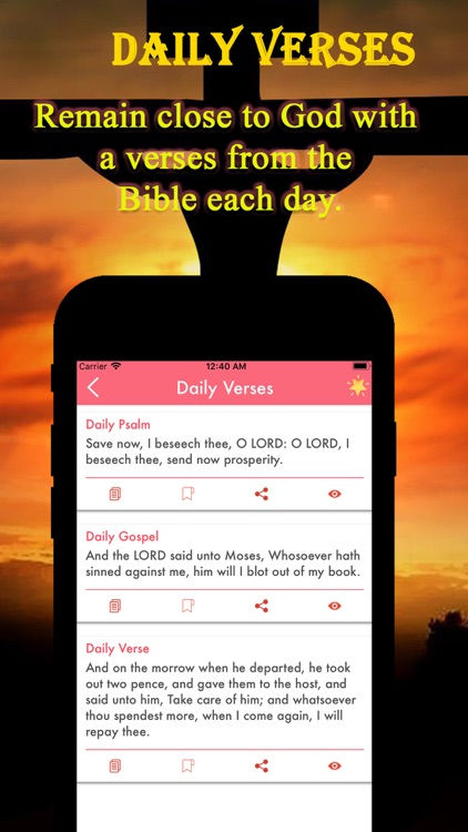 Bible Inspirational screenshot-3