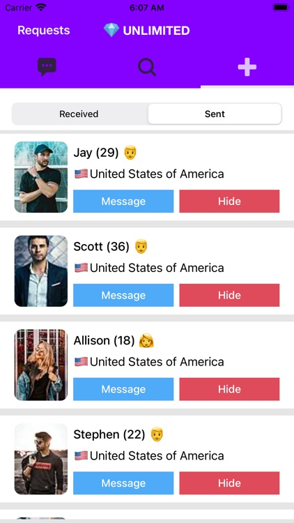 Wave - Make New Friends & Chat screenshot-6