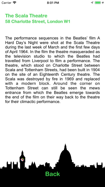 MapVille Beatles London screenshot-4