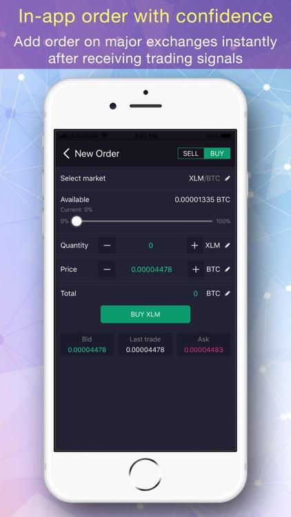 CoinMarket: BTC & Altcoins screenshot-4