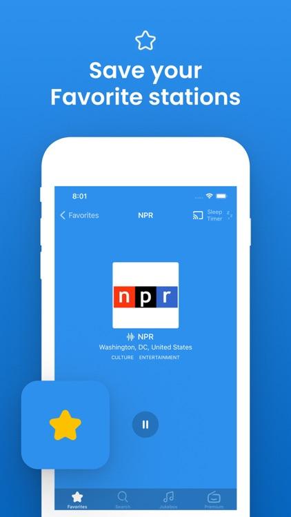 Simple Radio – Live AM FM App screenshot-6