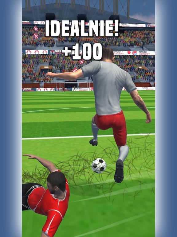 Turbo Soccer Mobile screenshot #4