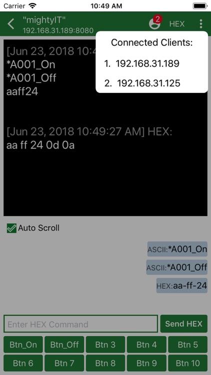 TCP Server screenshot-3