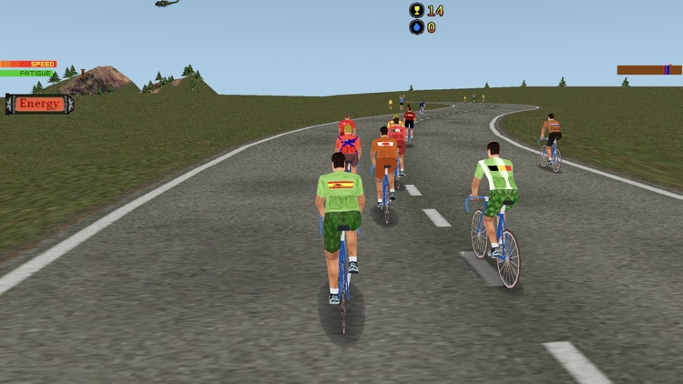 Ciclis 3D Lite - Cycling game screenshot-6