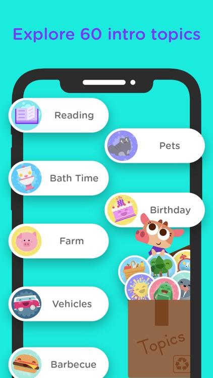Lingokids - playlearning™ screenshot-7
