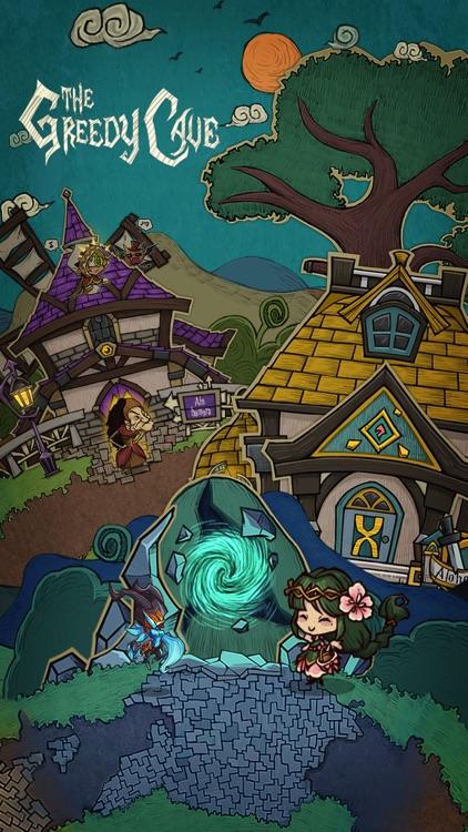 The Greedy Cave screenshot-0