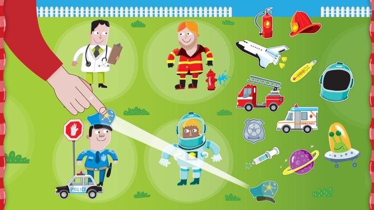 Toddler Games: puzzles, shapes screenshot-3