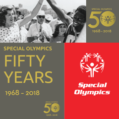 Special Olympics 50th Annv