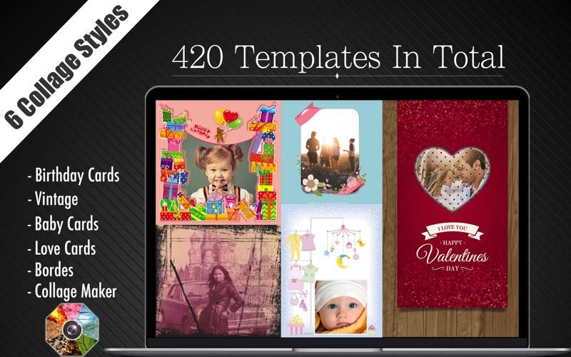 Pic Collage Creator - Cards screenshot 5