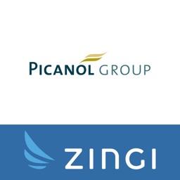 Zingi mobility for Picanol