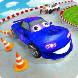 Kids Rally Cars 3D