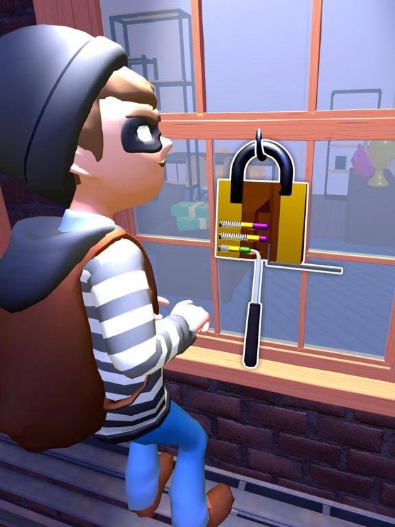 Rob Master 3D screenshot 9